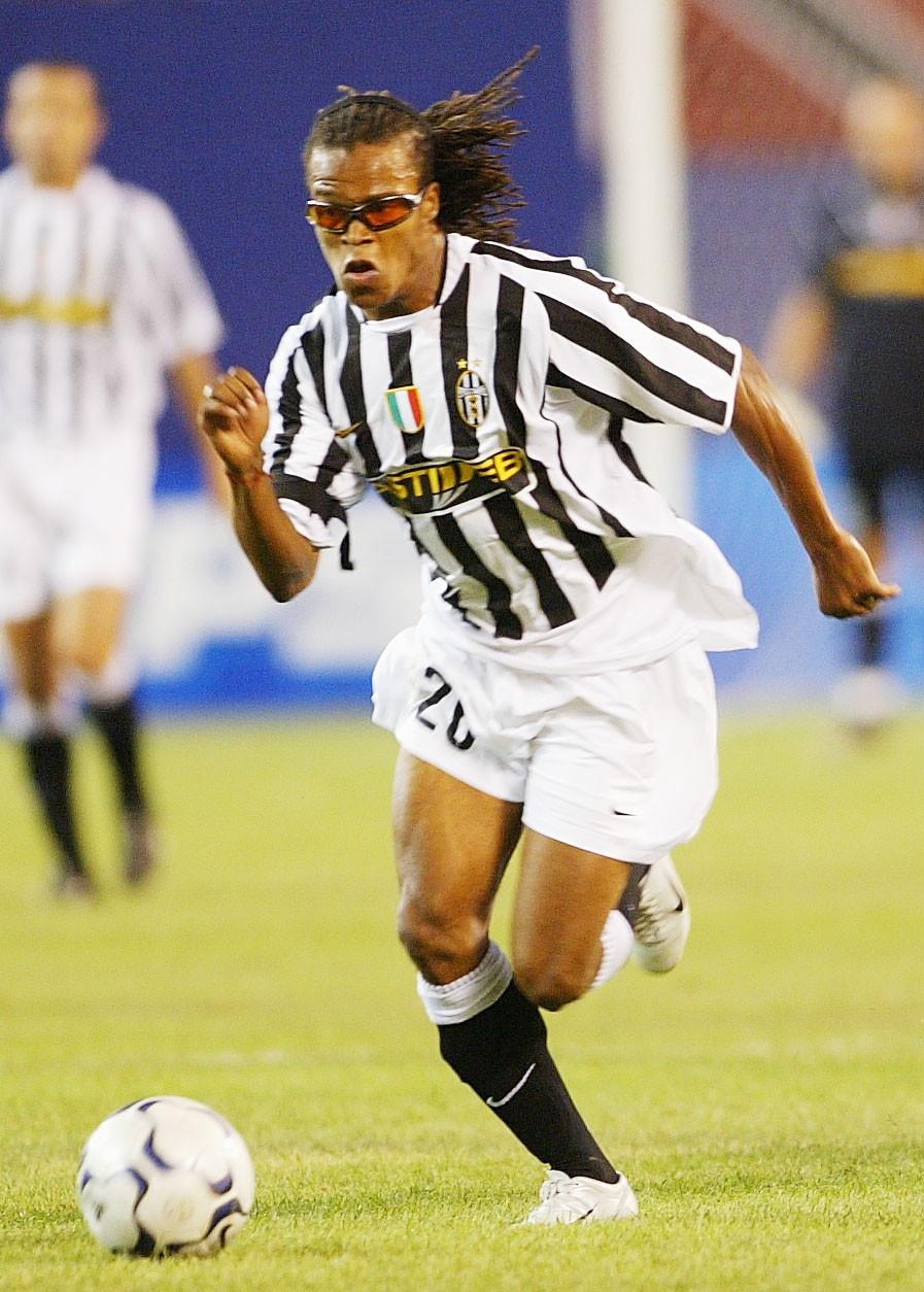 Edgar Davids: Milan 1996-97, Juventus 1997-2004