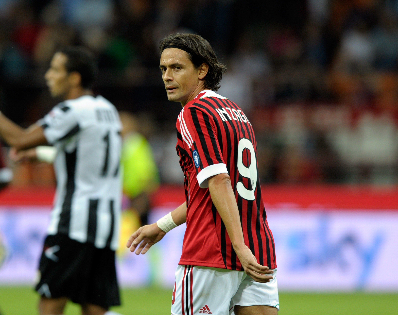 Filippo Inzaghi: Juventus 1997-2001, Milan 2001-12