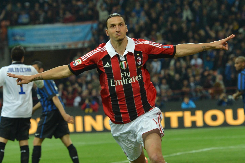 Zlatan Ibrahimovic: Juventus 2004-06, Milan 2010-12