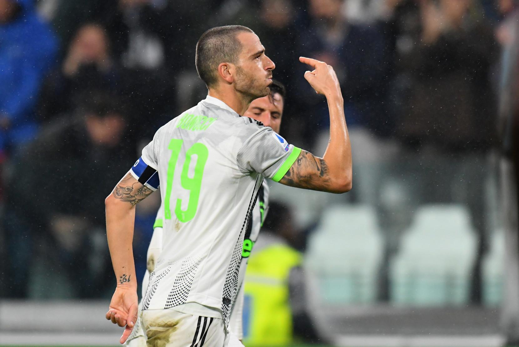 Leonardo Bonucci: Juventus 2010-17 e 2018-, Milan 2017-18