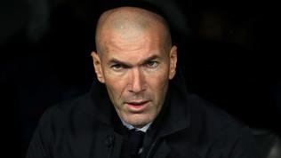 """Zidane: """"Leonardo dica ciò che vuole, Mbappé sogna il Real"""""""