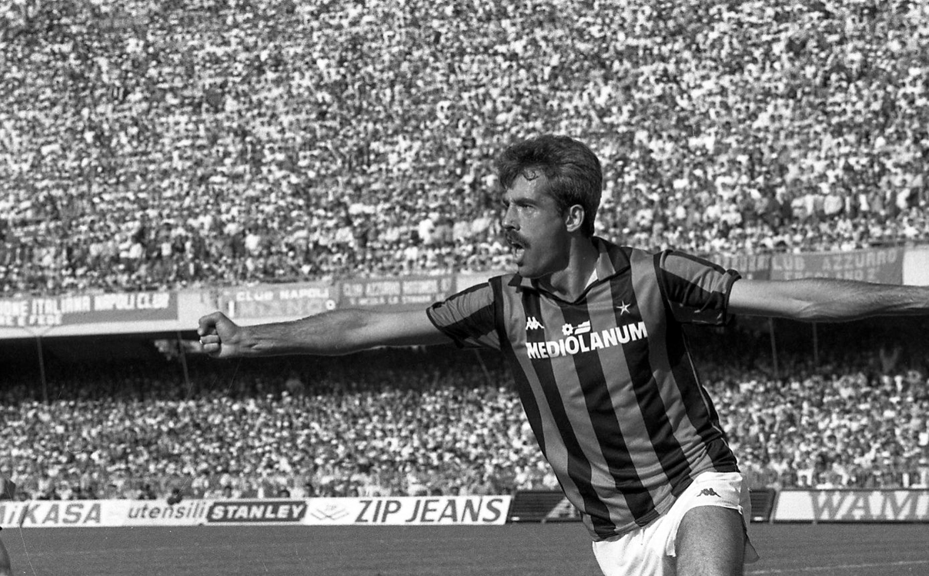 Pietro Paolo Virdis: Juventus 1977-80 e 1981-82, Milan 1984-89
