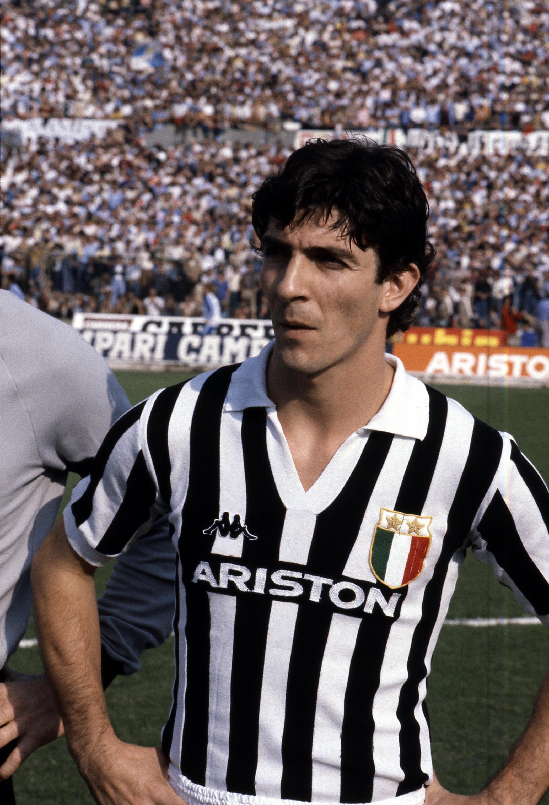 Paolo Rossi: 1973-75 e 1981-85, Milan 1985-86