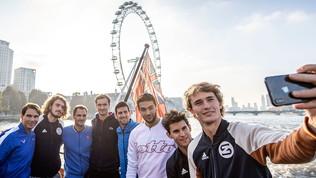 Berrettini, partita la missione ATP Finals