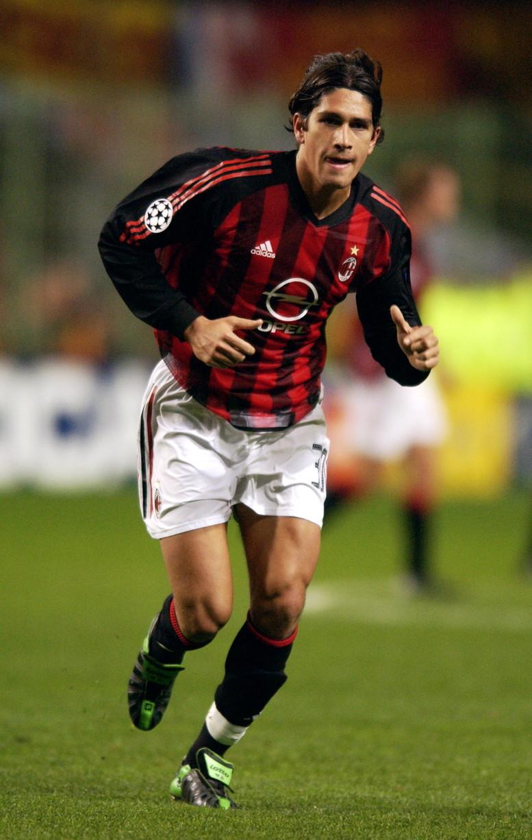 Marco Borriello: Milan 2002-03, 2003-04 e 2008-10, Juventus 2012