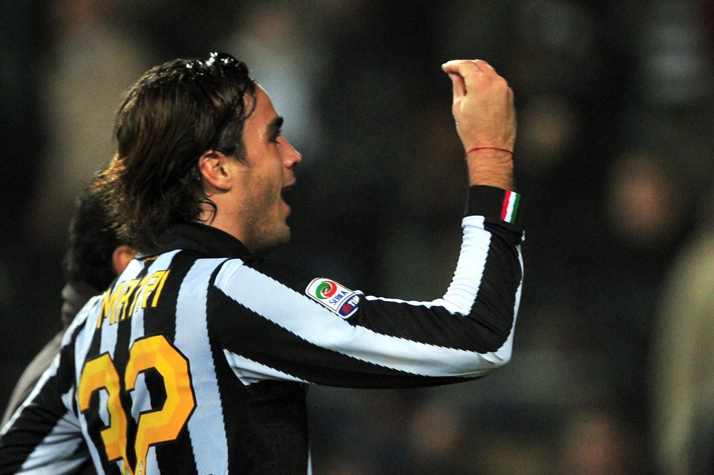 Alessandro Matri: Milan 2002-04 e 2013-14, Juventus 2011-13