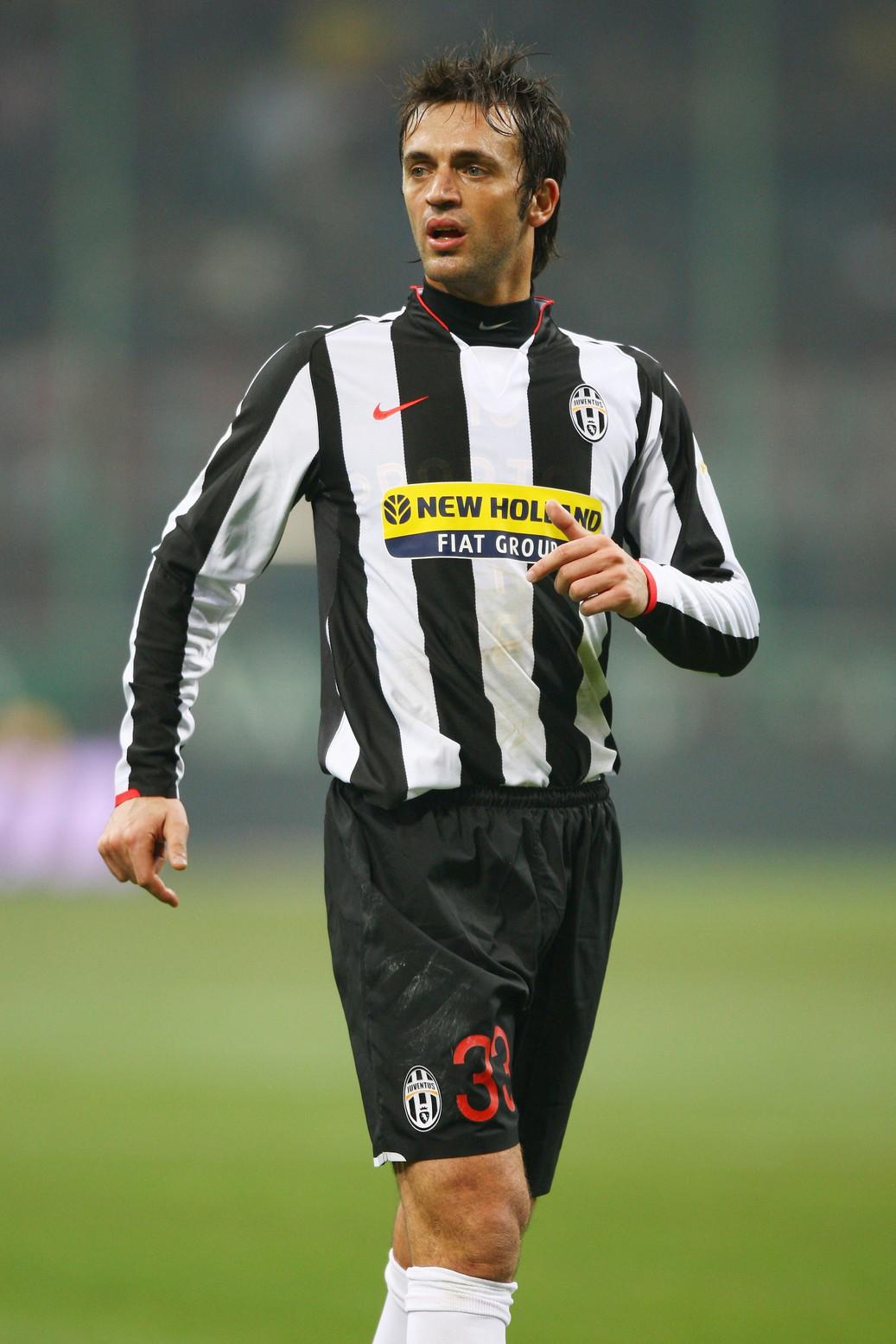 Nicola Legrottaglie: Juventus 2003-05 e 2006-11, Milan 2011
