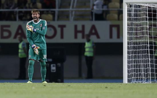 Marco Storari: Milan 2007-2010 e 2017-18, Juventus 2010-15