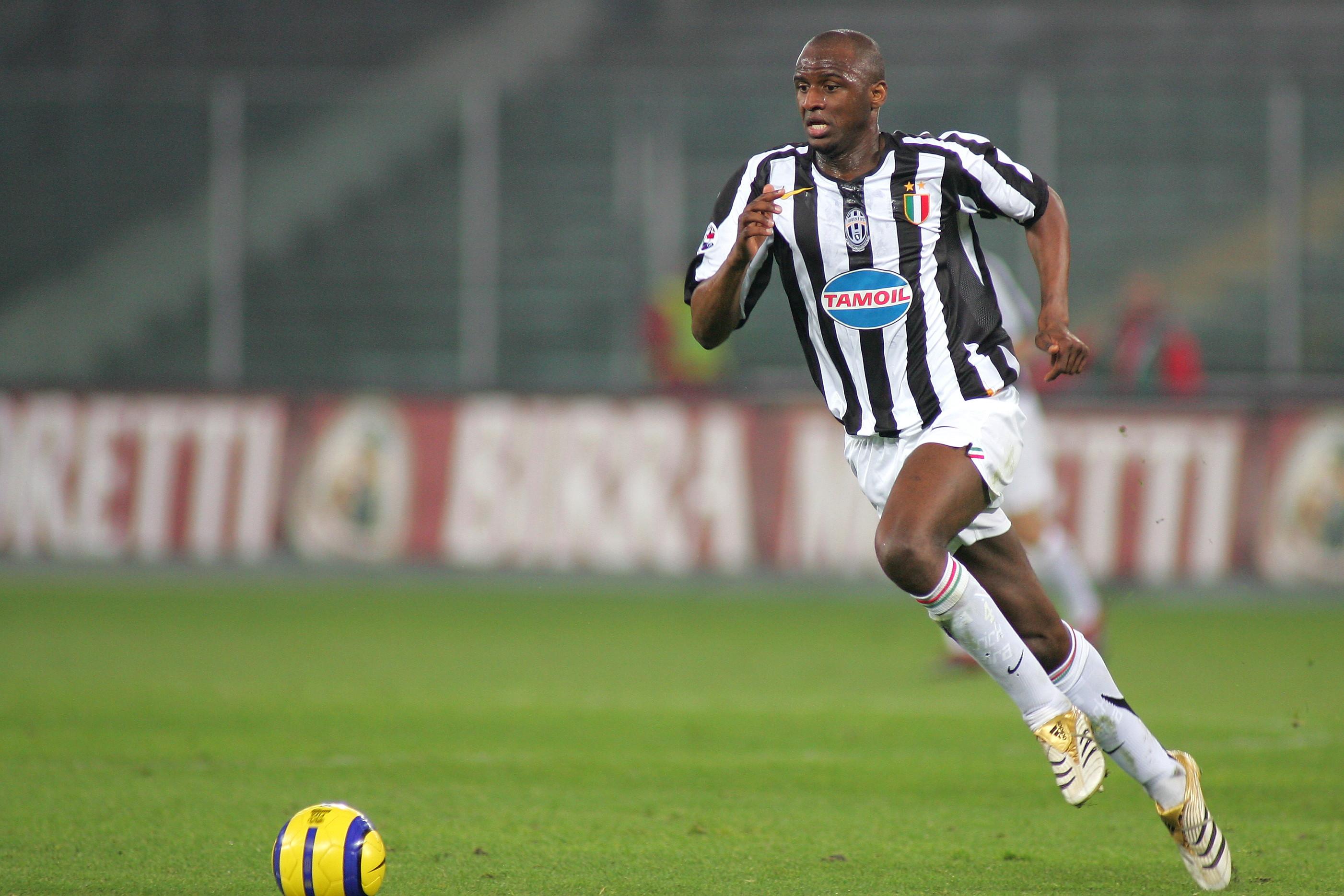 Patrice Vieira: Milan 1995.96, Juventus 2005-06