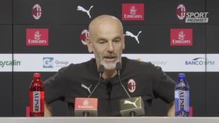 "Pioli: ""Milan pronto a combattere"""
