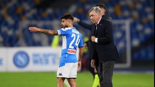 Napoli, tanti fischi e zero gol: il Genoa esce indenne dal San Paolo