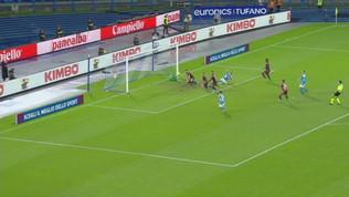 Napoli-Genoa 0-0: highlights