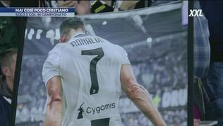 Mai così poco Cristiano Ronaldo
