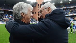 Sampdoria-Atalanta 0-0, le foto del match