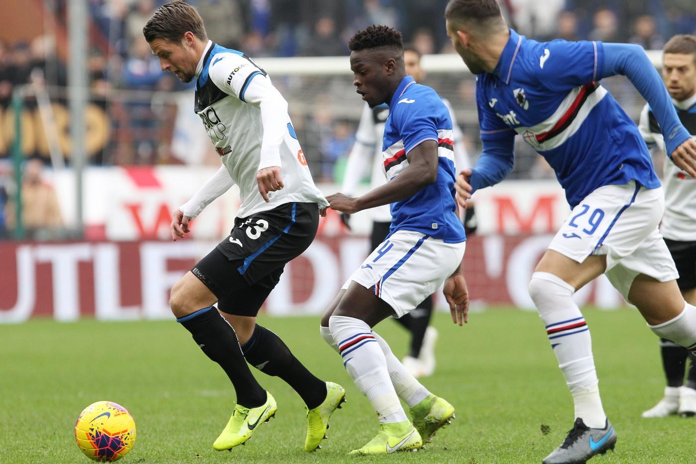 Terza gara senza sconfitte per la Sampdoria, che dall'arrivo di Ranieri sta risalendo la classifica e con il punto conquistato oggi raggiunge i cu...