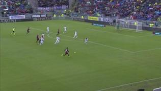 Serie A, Cagliari-Fiorentina 5-2, gli highlights