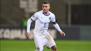 Mancini perde subito Verratti, Spinazzola e Berardi