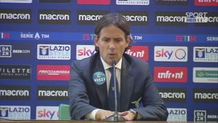 """Lazio,""""Inzaghi: """"Europa League alle spalle, continuiamo così"""""""