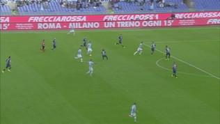 Serie A, Lazio-Lecce 4-2, gli highlights