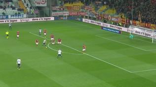 Serie A, Parma-Roma 2-0, gli highlights