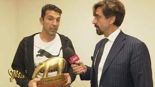 Tapiro d'oro a Gigi Buffon