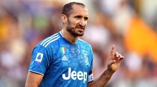 """Chiellini: """"Ero tifoso del Milan purtroppo, poi sono migliorato"""""""
