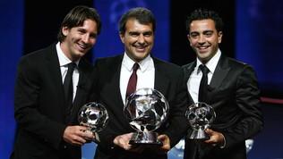 Premi Barcellona: vitalizio a chi ha vinto in Europa
