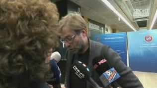 """Klopp a Nyon: """"La Uefa ha buone idee per aiutare gli arbitri"""""""
