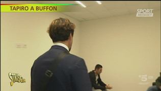 Tapiro d'oro a Gigi Buffon: la sua immagine usata per speculazioni finanziarie
