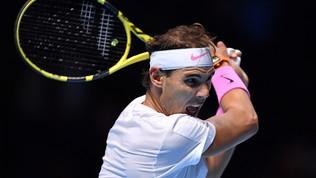 Zverev è perfetto, Nadal si inchina:Tsitsipas vince contro Medvedev