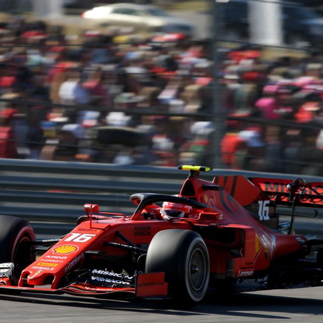 Motore nuovo per Leclerc in Brasile: perderà 10 posizioni in griglia