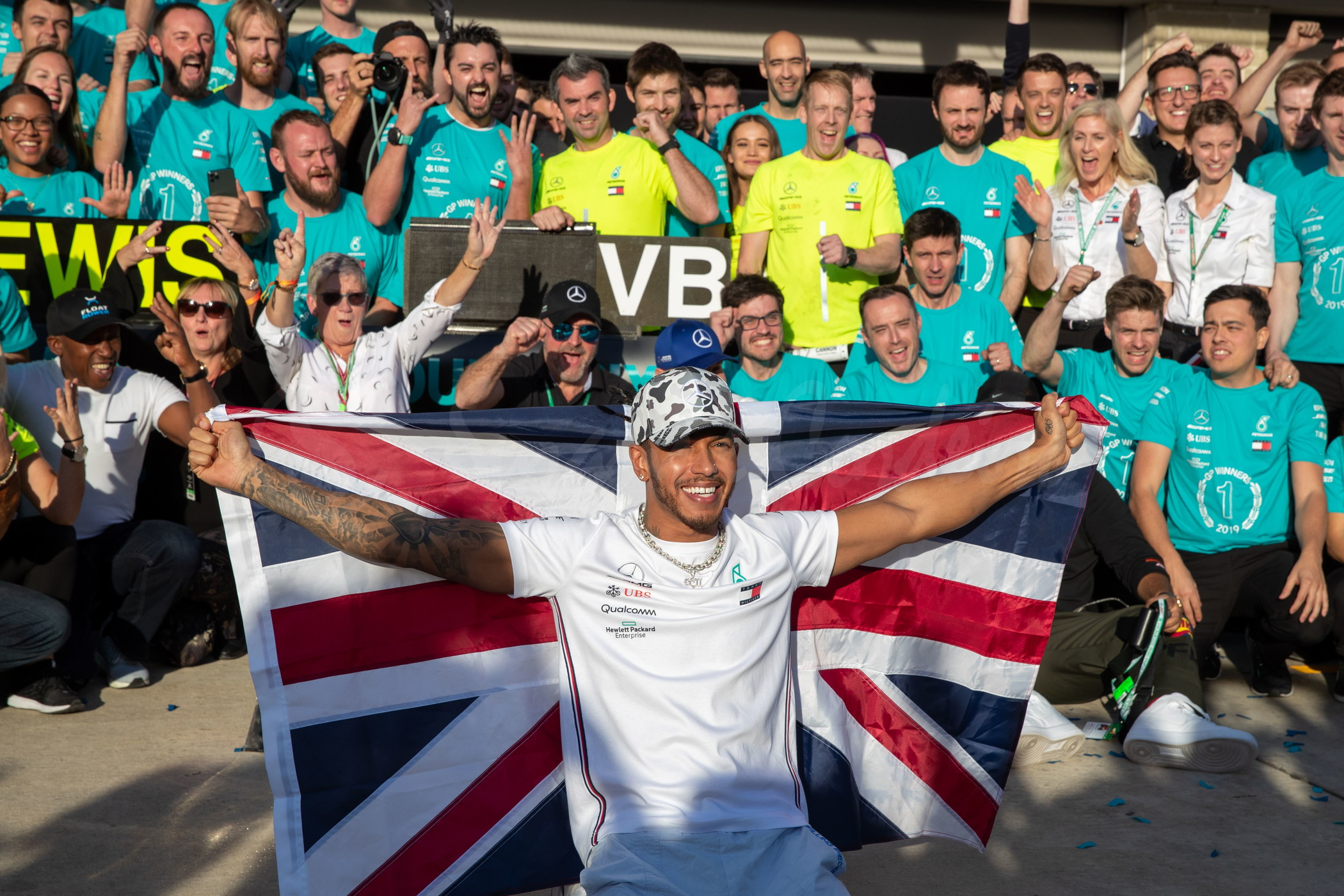 Formula 1: Lewis Hamilton