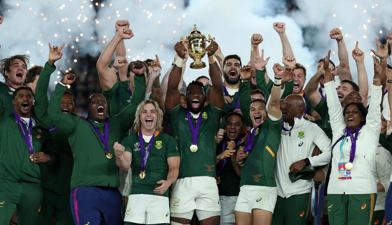 Mondiali rugby: Sudafrica