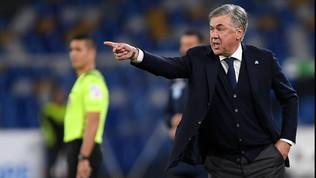 Ancelotti, fiducia a tempo a Napoli | Intanto spunta la suggestione Milan