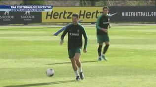 """CR7""""tra Portogallo e Juventus"""