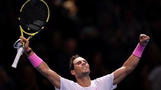 Rimonta super di Nadal su Medvedev, Tsitsipas già in semifinale