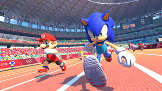 Caccia alle medaglie con Mario & Sonic ai Giochi Olimpici di Tokyo 2020