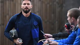 Giroudha scelto: l'Inter perEuro2020. Ecco chi è il vice-Lukaku di Conte