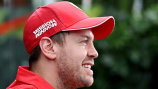 """Vettel risponde aVerstappen: """"Accuse? Commento da immaturo, lo ignoro"""""""