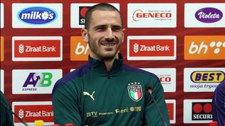 """Bonucci: """"Ronaldo? Ci chiariremo a Torino"""""""