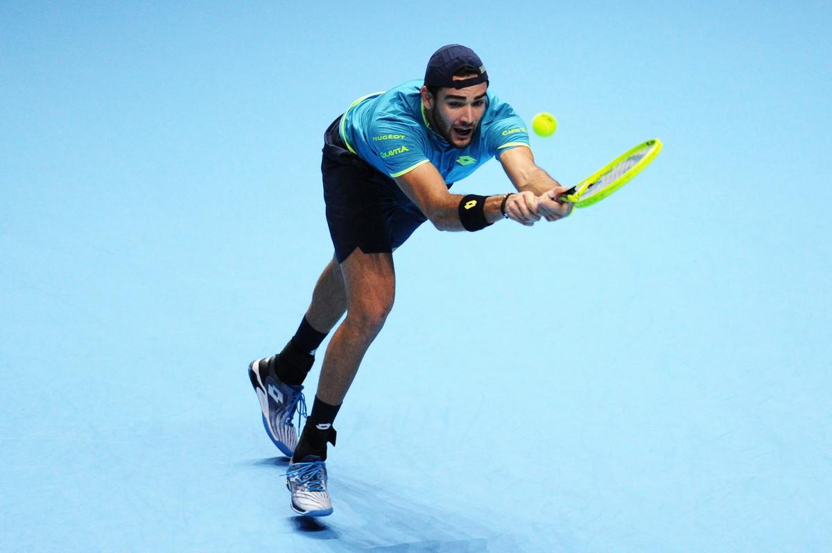 A Londra storico successo del tennista romano nell'ultimo match contro Thiem