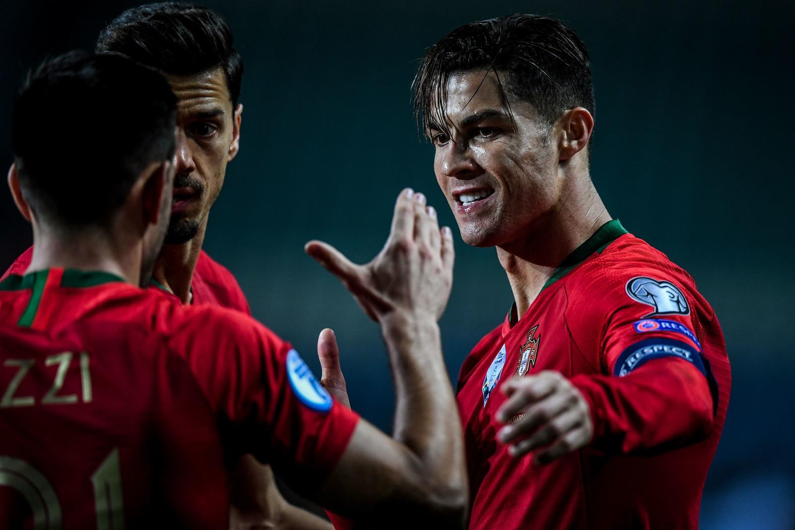 Il portoghese grande protagonista nella sfida contro la Lituania verso Euro 2020: scacciati dubbi e polemiche.