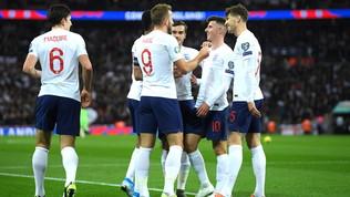 Giroud fa volare la Francia, Inghilterra forza 7, la Serbia spaventa CR7