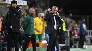 """Santos: """"Nessun dubbio sulle condizioni di Ronaldo"""""""