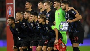 Qualificazioni Euro 2020, Croazia-Slovacchia in diretta su Canale 20