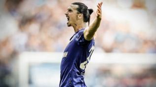 """Lo Schalke chiama Ibra: """"Vieni se hai coraggio, il baseball non c'è"""""""