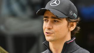 Formula E, Gutierrez ingaggiato da Mercedes