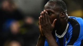 """Lukaku rassicura l'Inter: """"Sto bene, sono al 100%"""""""