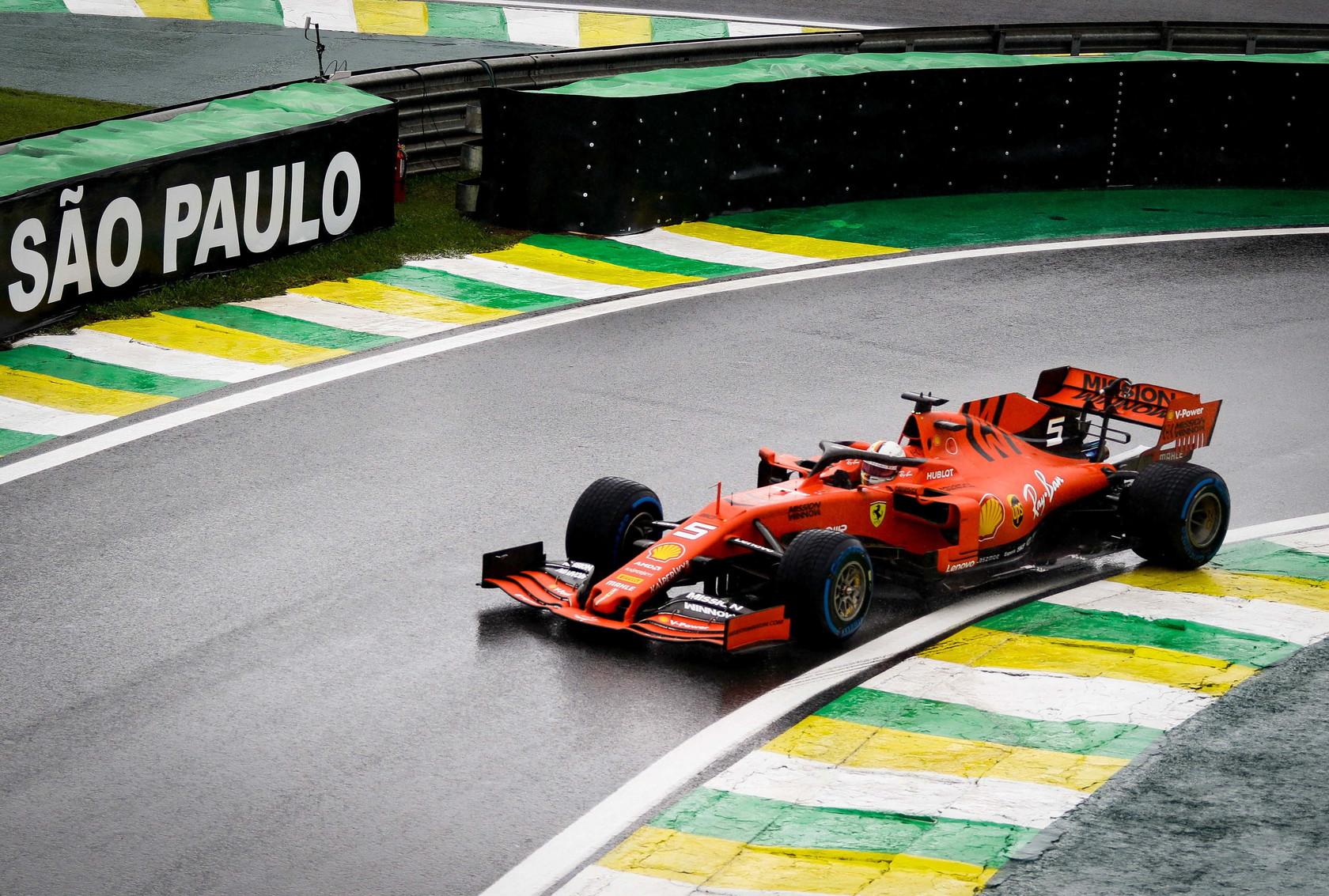 A Interlagos prima giornata dedicata alle prove libere