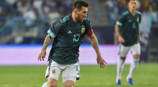 Brasile-Argentina, decide Messi
